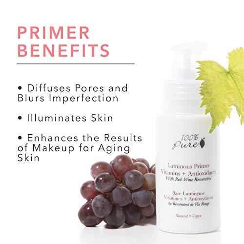 Buy organic makeup primer