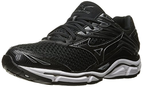 Mizuno Black Shoes - 3