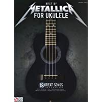 Best Of Metallica -For Ukulele-: Noten für Ukulele
