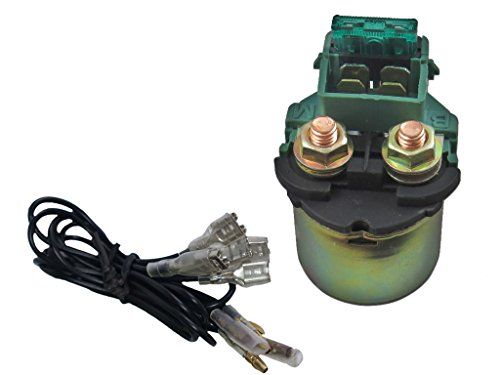(Starter Solenoid Relay FOR Honda 1100 GL1100 GoldWing Interstate 1980 1981 1982 1983)