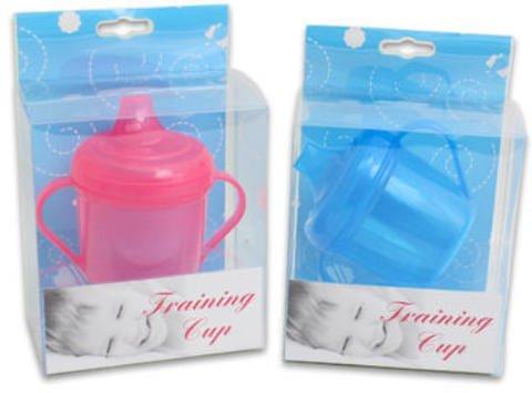 4'' High 6oz Plastic Training Cup Handles 36 pcs sku# 1780638MA by DDI (Image #1)