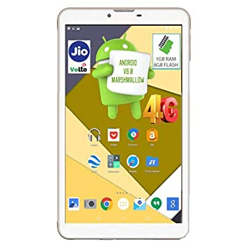 Ikall N4 Tablet (7 inch, 8GB, 4G + LTE +...