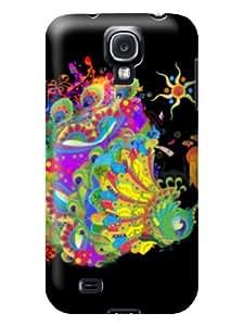 samsung galaxy s4 Case, Thin Flexible TPU Plastic Case samsung galaxy s4 Case Never Grow Up,New Style Fashionable Designed