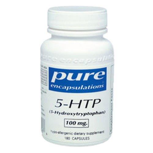 Pure Encapsulations - 5-HTP 100mg 60 VegiCaps