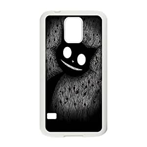 James-Bagg Phone case Alice and Cheshire Cat Pattern Protective Case For Samsung Galaxy S5 Style-16