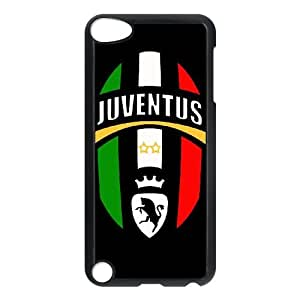 iPod Touch 5 Case Black Juventus 005 Special gift AJ8781U9