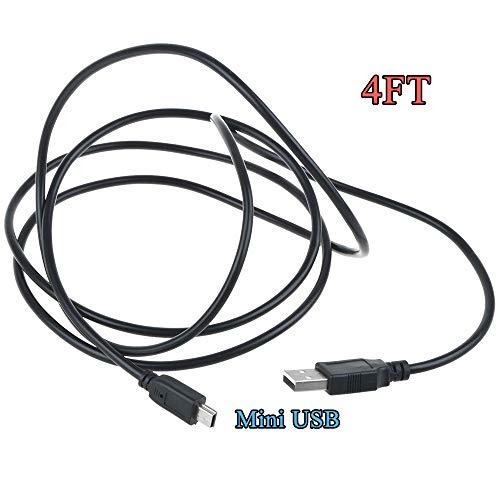 BigNewPowered 1.2M/4FT USB Cable for TI 84 Plus/TI 84 Plus C Silver Edition,TI 89 Titanium, TI Nspire CX/TI Nspire CX CAS Graphing Calculators
