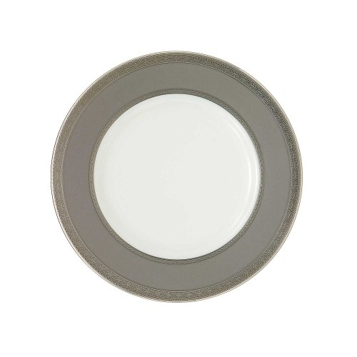 Waterford China New Grange Platinum 9-inch Accent Plate ()
