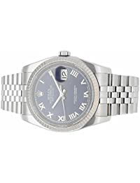Datejust automatic-self-wind mens Watch 116234 (Certified Pre-owned)