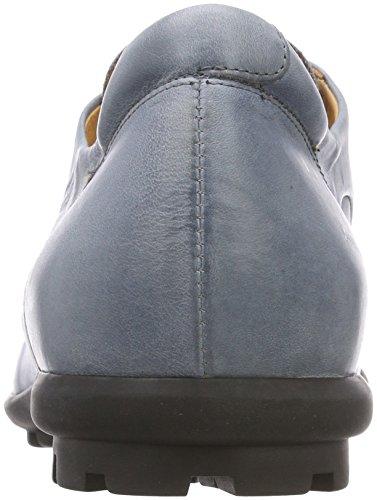 Stringate Think Brouge 86 Kong Uomo 282997 kombi water Blu Scarpe R7xt7B