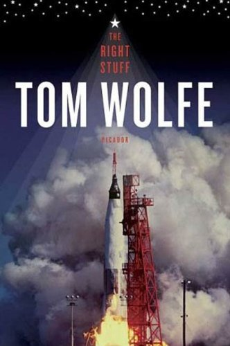 """From """"America's nerviest journalist"""" (Newsweek)--a breath-taking epic, a magnificent adventure story, and an investigation into the true heroism and courage of the first Americans to conquer space. """"Tom Wolfe at his very best"""" (The New York Times Boo..."""