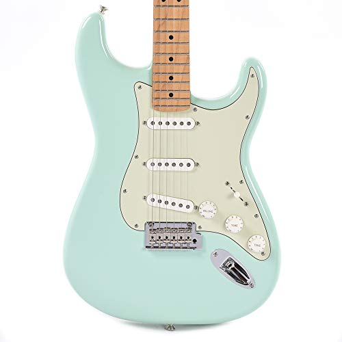 Fender Player Stratocaster Surf Green w/3-Ply Mint Pickguard (CME Exclusive)