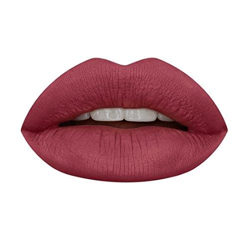 Huda Beauty Liquid Matte Lipstick (Icon)