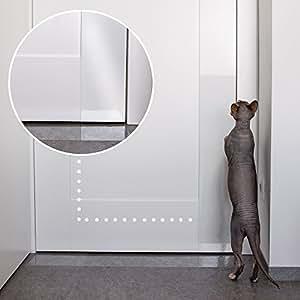 Amazon Com Petfect Pet Scratch Protector W Custom Cut