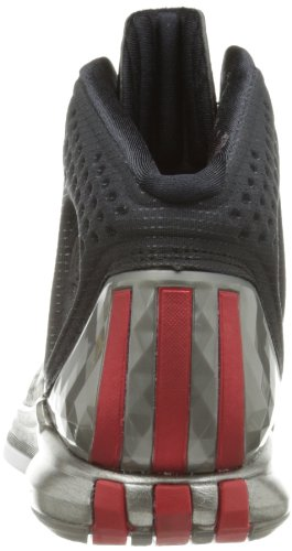Adidas Schuhe Basketball Trainings D ROSE 4 black1/lgtsc, Schwarz, 7