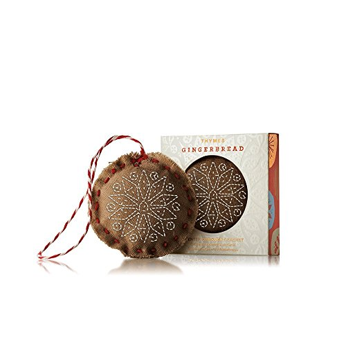 (Thymes Gingerbread Ornament Sachet )