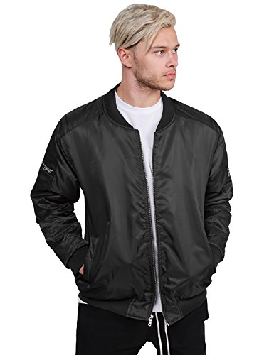Quilted Bomber Jacket - 8