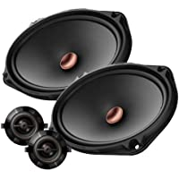 Pioneer TS-D69C D Series 6x9 component speaker system