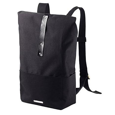 f9560b17c6 Brooks England Unisex's Hackney (Utility) Backpack-Black, Unique ...