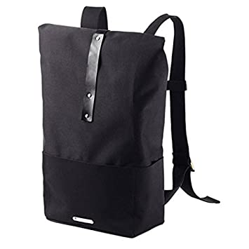 f5efa387d7a Brooks England Unisex's Hackney (Utility) Backpack-Black, Unique ...