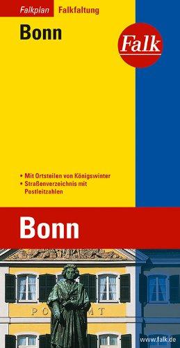 Falkplan Falk-Faltung Bonn