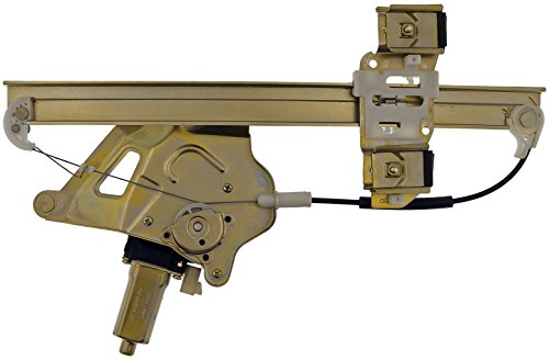 2002 Buick Lesabre Window - Dorman 741-761 Front Passenger Side Replacement Power Window Regulator with Motor for Buick LeSabre