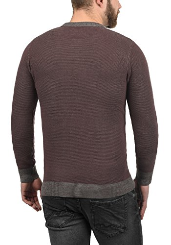 Pull Fudge over Coton Rond Raekwans 100 Pull Tricot En Maille Encolure Homme 5560m solid Sw1HWqZW