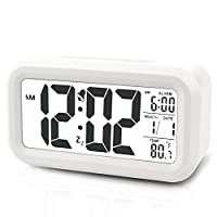Digital Clock Morning Clock Low Light Se...