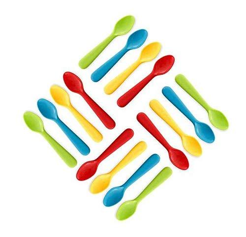 Plaskidy Plastic Toddler Spoons