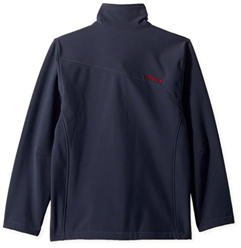 Ombre Blue Boys' Big Jacket Spyder Softshell zWq8IXfWR5