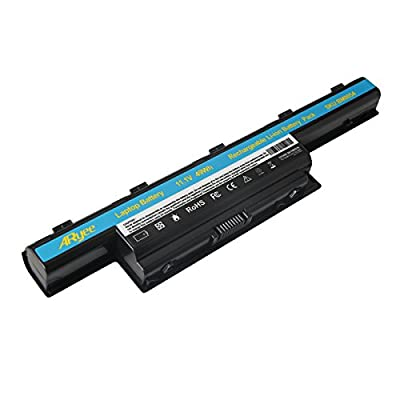 Laptop Battery for Acer Aspire 4250 4253 4339 4349 4738 4739 4743 4741 4750 4755G 4752 4771 5551 5552G 5560 5733 5741 5742G, Acer TravelMate 4740 5335 5542 5735 5735Z 5740 5251 5253 5336 5349 6 cel by ARyee