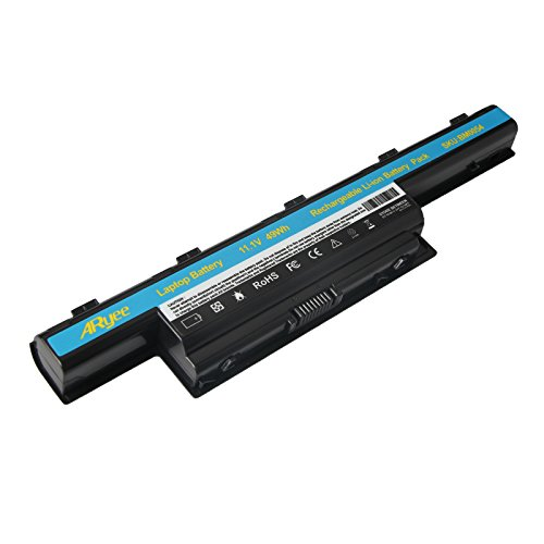 Laptop Battery for Acer Aspire 4250 4253 4339 4349 4738 4739 4743 4741 4750 4755G 4752 4771 5551 5552G 5560 5733 5741 5742G, Acer TravelMate 4740 5335 5542 5735 5735Z 5740 5251 5253 5336 5349 6 cel (Battery Acer Laptop Chargers)