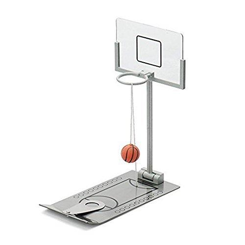Foldable Basketball Shooting Blue Handcart product image