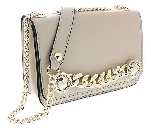 7a2cc946bda Versace Linen Beige Shoulder Bag-EE1VTBB16 E723 for Womens