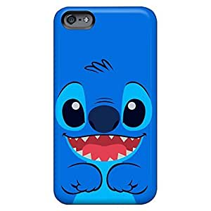 Back phone skins Protective Beautiful Piece Of Nature Cases Protection iphone 5s - stitch from lelo and stitch