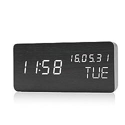 HOMEE Clock-fashion multi-function digital luminous bedroom bedside alarm clock led,X