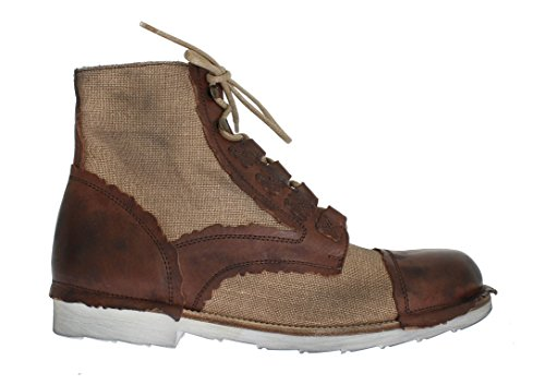 Dolce & Gabbana Stivali Uomo Marrone Brown