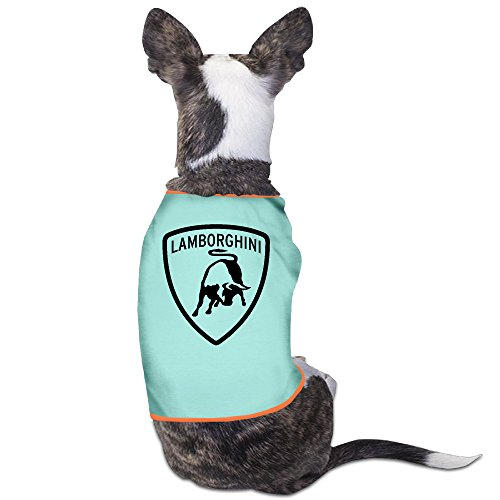 Lamborghini Logo Pet Tee Small (Formerly Heavy Metal)