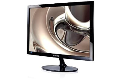"""Samsung Simple LED 21.5"""" Monitor with High Glossy Finish (S22D300NY)"""