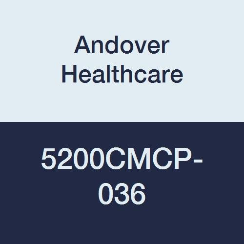 Andover Healthcare 5200CMCP-036 Coflex NL Self-Adherent Wrap, 15' Length, 2'' Width, Hand Tear, Camouflage Print, Light Dark & Black Camo Print in Pink Blue Lavender & Orange, Latex Free (Pack of 36) by Andover Healthcare
