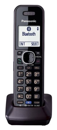 Panasonic KX-TG9582B + 1 KX-TGA950B Corded/Cordless Combination Telephone 2-Line DECT 6.0 System by Panasonic (Image #3)