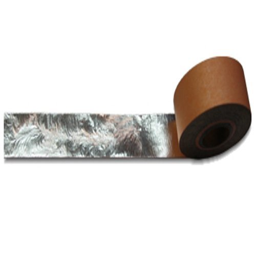 Imitation Silver Roll (6'') LOOSE TYPE by L.A. Gold Leaf