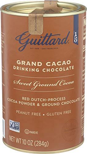 Guittard Chocolate Coffee - Guittard Chocolate Grand Cacao Drinking Chocolate, 10 oz