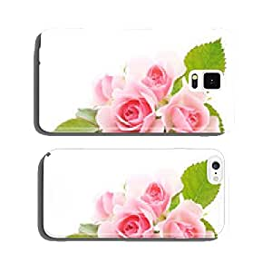 Pink Roses cell phone cover case iPhone5