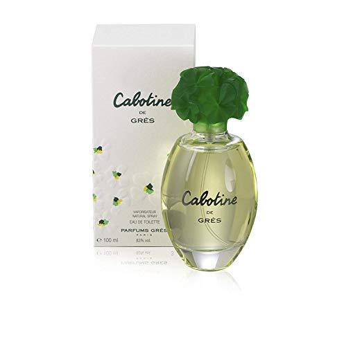 Cabotine Women Eau De Toilette Spray by Gres, 3.4 Ounce ()