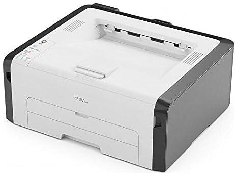 Ricoh SP 277NwX 600 x 1200DPI A4 WiFi - Impresora láser (Laser, 600 x 1200 dpi, A4, 150 Hojas, Listo para Redes, Negro, Blanco)