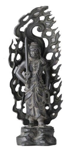不動明王 古美青銅 15cm B00JGQOXWK 15cm|古美青銅 古美青銅 15cm