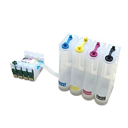 Ciss sistema de suministro de tinta continua para Epson ...