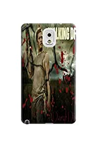 cool The Walking Dead Daryl Dixon fashionable designed phone accessory TPU phone plastic case/cover for Samsung Galaxy note3