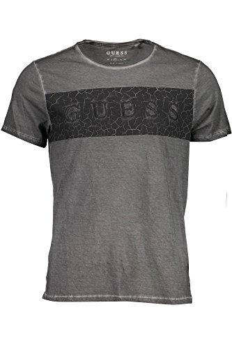 Guess Uomo Grigio M73391i5k0x Corte T Maniche Jtmu shirt Jeans r4SqrwPY